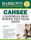 Barron's CAHSEE--Math