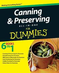 Canning & Preserving All-in-One For Dummies