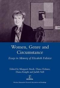 Women, Genre and Circumstance
