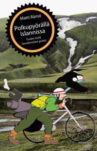 Polkupyörällä Islannissa
