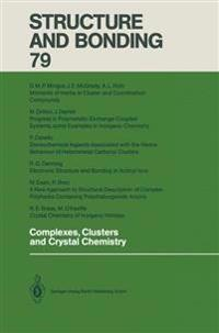 Complexes, Clusters and Crystal Chemistry