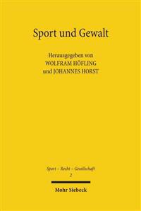 Sport Und Gewalt