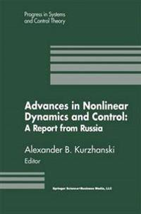 Advances in Nonlinear Dynamics and Control