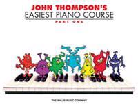 John Thompson's Easiest Piano Course - Part 1 - Book Only