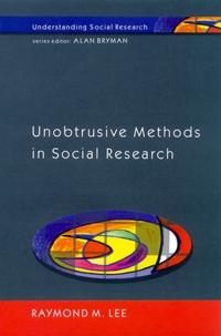 Unobtrusive Methods in Social Research