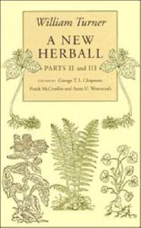 William Turner: A New Herball 2 Volume Boxed Hardback Set