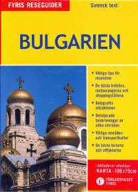 Bulgarien (med karta)