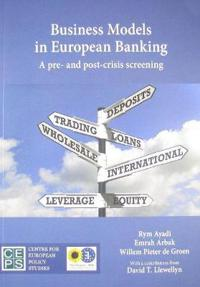 Business Models in European Banking