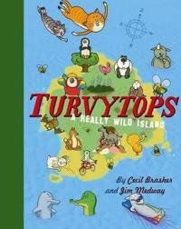 Turvytops - a really wild island