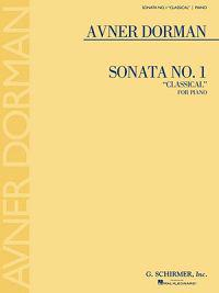 "Sonata No. 1 ""Classical"": For Piano"