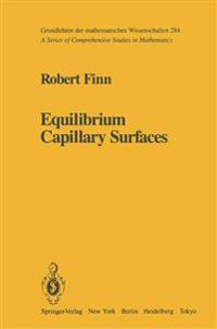 Equilibrium Capillary Surfaces