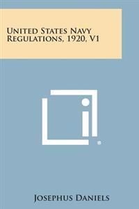 United States Navy Regulations, 1920, V1