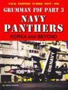 Grumman F9F Navy Panthers - Part 3: Korea and Beyond