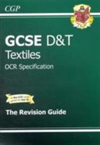 GCSE DesignTechology Textiles OCR Revision Guide (A*-G Course)