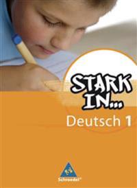 Stark in Deutsch 1. Schülerband. Das Sprachlesebuch für Förderschulen