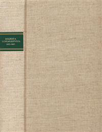 Chartularium Sangallense Bd. 1