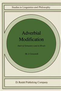 Adverbial Modification