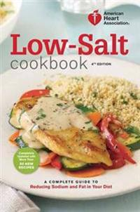 AHA Low-Salt Cookbook
