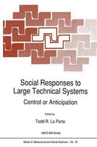 Social Responses to Large Technical Systems