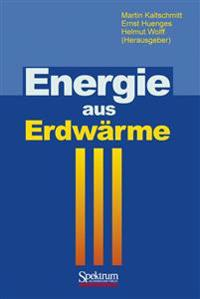 Energie Aus Erdwarme