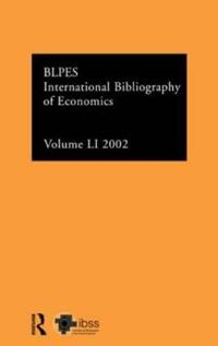 Blpes International Bibliography of Economics