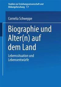 Biographie Und Altern Auf Dem Land