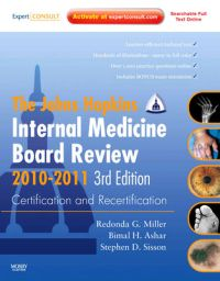 The Johns Hopkins Internal Medicine Board Review 2010-2011