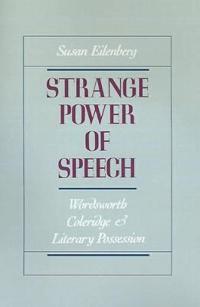 Strange Power of Speech