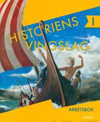 Historiens vingslag 1 arbetsbok