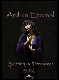 Arduin Eternal Bestiary and Treasures