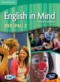English in Mind Level 2 DVD (Pal)