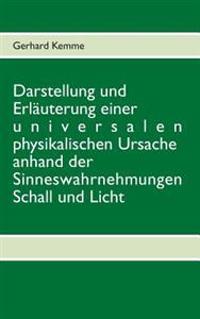 Darstellung Und Erlauterung Einer Universalen Physikalischen Ursache Anhand Der Sinneswahrnehmungen Schall Und Licht