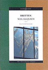 Benjamin Britten War Requiem, Opus 66