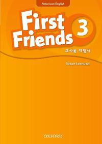 First Friends (American English): 3: Teacher's Book (Korean)
