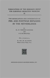 The Assimilation and Integration of Pre and Postwar Refugees in the Netherlands