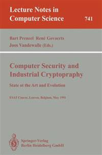 Computer Security and Industrial Cryptography