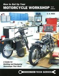 How to Set Up Your Motorcycle Workshop