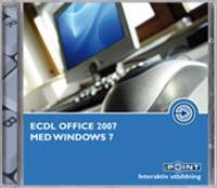 ECDL Office 2007 med Windows 7