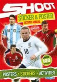 Shoot Sticker & Poster Activity Annual