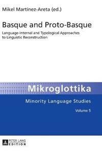Basque and Proto-Basque