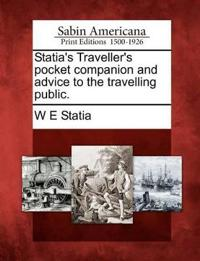 Statia's Traveller's Pocket Companion and Advice to the Travelling Public.