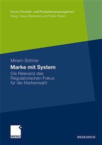Marke Mit System