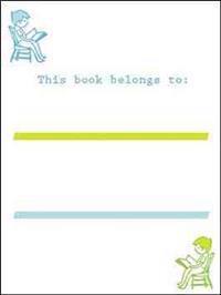 Child Reading Bookplates