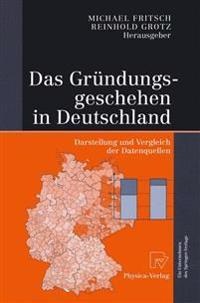 Das Grundungsgeschehen in Deutschland