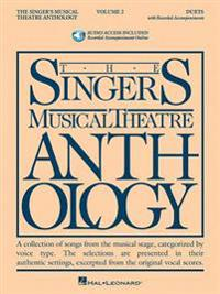 The Singer's Musical Theatre Anthology, Volume 2: Duets [With 2 CDs]