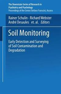 Soil Monitoring