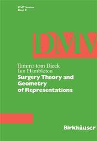 Surgery Theory and Geometry of Representations