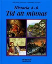 Historia Tid att minnas 4-6, elevbok