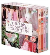 Tilda characters collection - birds, bunnies, angels and dolls