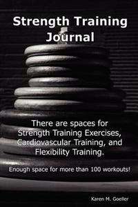 Strength Training Journal